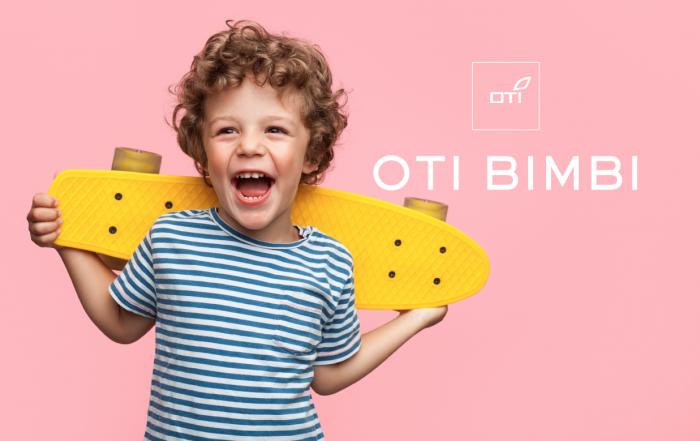 linea pediatrica OTI Bimbi
